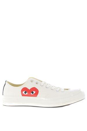 Sneakers Comme des Garçons Play by Converse COMME des GARCONS PLAY | 5032245 | P1K111BEIGE