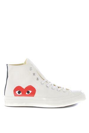 Sneakers hi-top Comme des Garçons Play by Converse COMME des GARCONS PLAY | 5032245 | P1K112BEIGE