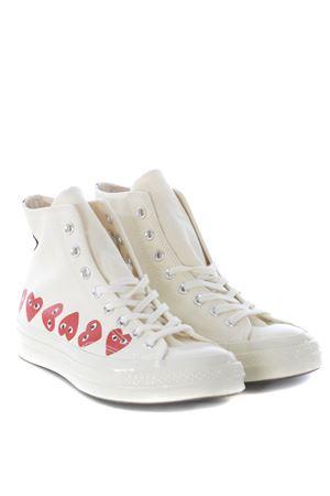 Sneakers hi-top Comme des Garçons Play by Converse COMME des GARCONS PLAY | 5032245 | P1K116OFFWHITE