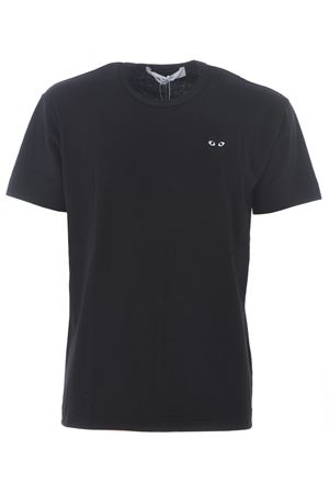 T-shirt Comme des Garçons Play COMME des GARCONS PLAY | 8 | P1T064BLACK