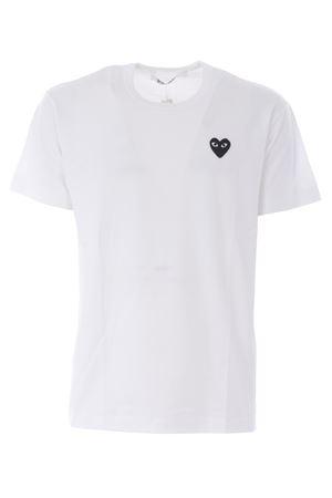 T-shirt Comme des Garçons Play COMME des GARCONS PLAY | 8 | P1T064WHITE