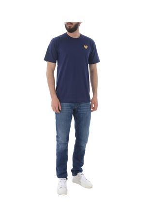 T-shirt Comme des Garçons Play COMME des GARCONS PLAY | 8 | P1T216NAVY