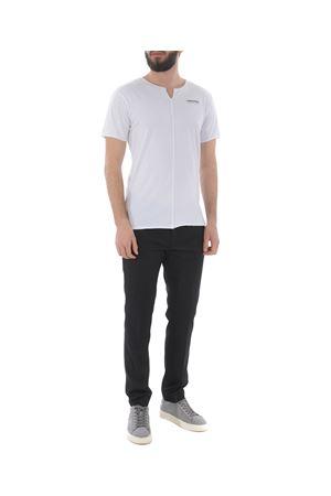 T-shirt D.A. Daniele Alessandrini D.A. DANIELE ALESSANDRINI   7   M6965E643-2