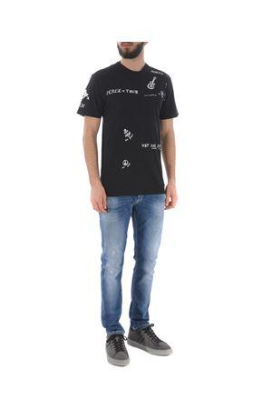 T-shirt D.A. Daniele Alessandrini D.A. DANIELE ALESSANDRINI   8   M90861