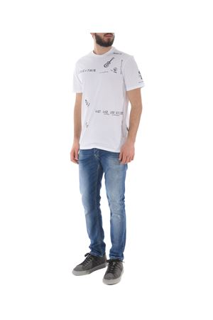 T-shirt D.A. Daniele Alessandrini D.A. DANIELE ALESSANDRINI   8   M90862