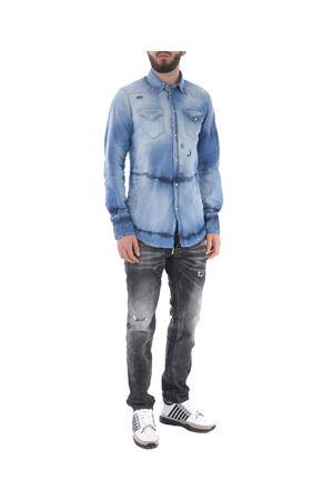 Camicie DSQUARED Uomo - TufanoModa c10265062c2a