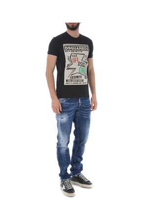 T-shirt Dsquared2 DSQUARED | 8 | S71GD0752S22507-900