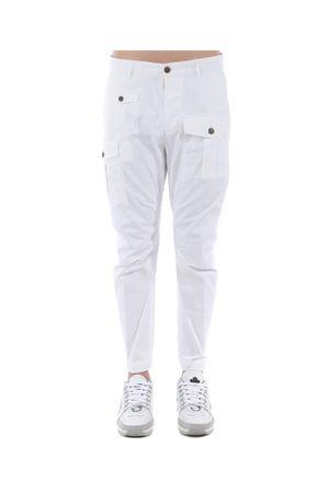 Pantaloni cargo Dsquared2 DSQUARED   9   S71KB0146S49572-100