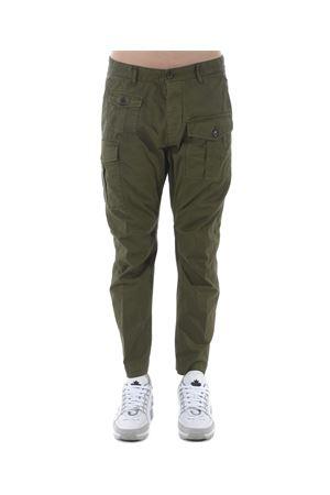 Pantaloni cargo Dsquared2 DSQUARED | 9 | S71KB0146S49572-710