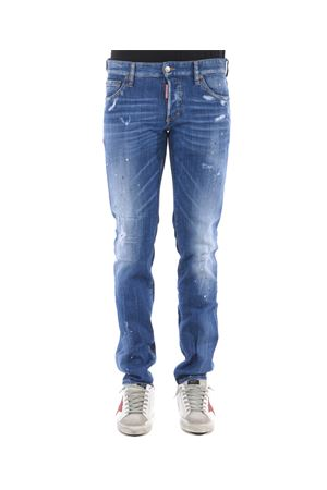 Jeans Dsquared2 slim jean DSQUARED | 24 | S71LB0594S30342-470