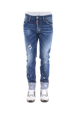 Jeans Dsquared2 cool guy jean DSQUARED | 24 | S71LB0600S30342-470