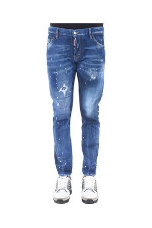 Jeans Dsquared2 sexy twist jean DSQUARED | 24 | S71LB0622S30342-470