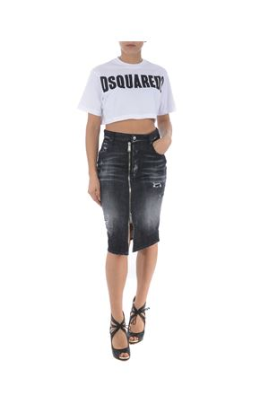 Gonna longuette Dsquared2 DSQUARED | 15 | S72MA0711S30357-900
