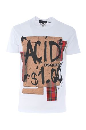 T-shirt Dsquared2 DSQUARED | 8 | S74GD0478S20694-100