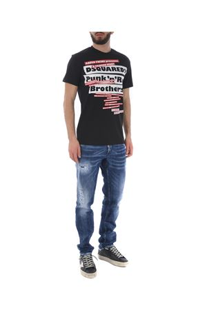 T-shirt Dsquared2 DSQUARED | 8 | S74GD0484S22844-900