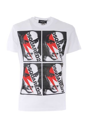 T-shirt Dsquared2 DSQUARED | 8 | S74GD0485S22844-100