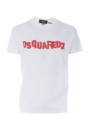 T-shirt Dsquared2 DSQUARED | 8 | S74GD0494S22427-100