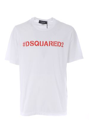 T-shirt Dsquared2 DSQUARED | 8 | S74GD0535S20694-100