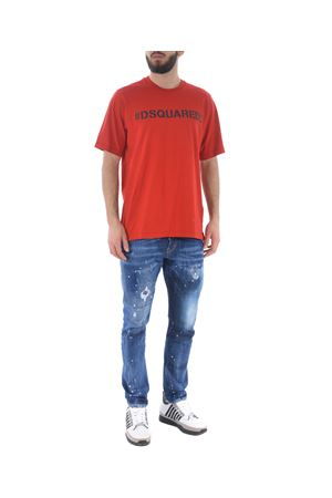 T-shirt Dsquared2 DSQUARED | 8 | S74GD0535S20694-307
