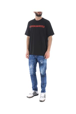 T-shirt Dsquared2 DSQUARED | 8 | S74GD0535S20694-900
