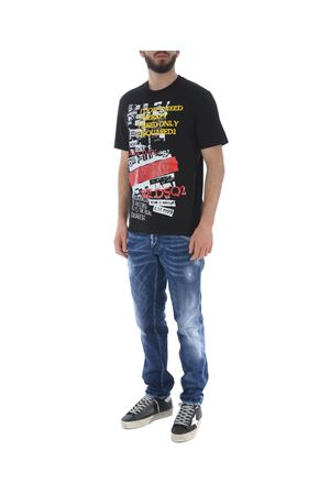 T-shirt Dsquared2 DSQUARED | 8 | S74GD0537S20694-900