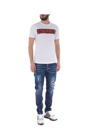 Jeans Dsquared2 classic kenny twist jean DSQUARED | 24 | S74LB0473S30342-470