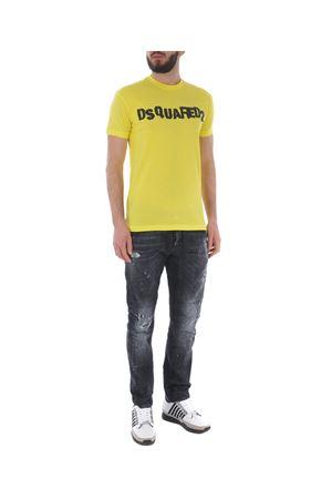 Jeans Dsquared2 tidy biker jean DSQUARED | 24 | S74LB0491S30357-900