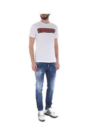 Jeans Dsquared2 skater jean DSQUARED | 24 | S74LB0501S30342-470