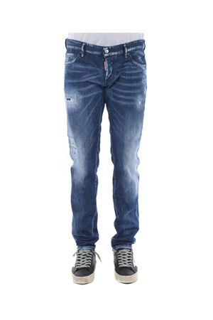 Jeans Dsquared2 slim jean DSQUARED | 24 | S74LB0503S30342-470