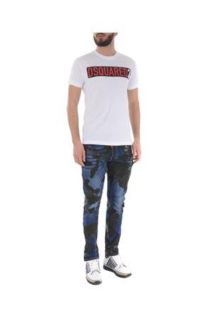 Jeans Dsquared2 tidy biker jean DSQUARED | 24 | S74LB0509S30342-470