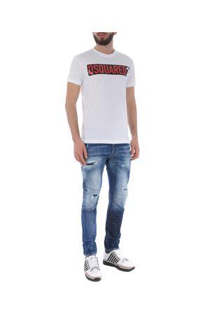 Jeans Dsquared2 tidy biker jean DSQUARED | 24 | S74LB0516S30342-470
