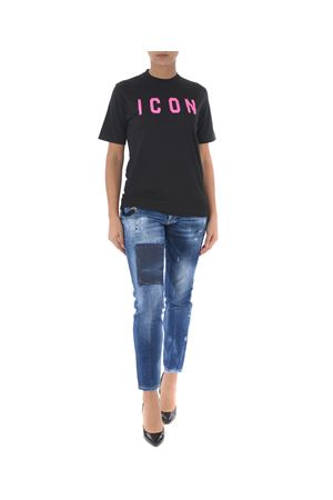 T-shirt Dsquared2 icon DSQUARED | 8 | S75GD0008S22427-978X