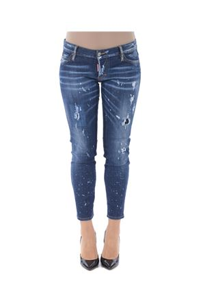 Jeans Dsquared2 jennifer cropped jean DSQUARED | 24 | S75LB0109S30342-470