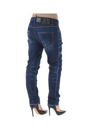 Jeans Dsquared2 cool girl jean DSQUARED | 24 | S75LB0121S30342-470