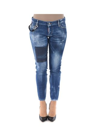 Jeans Dsquared2 jennifer cropped jean DSQUARED | 24 | S75LB0132S30342-470