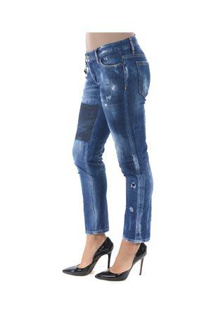 Jeans Dsquared2 jennifer cropped jean DSQUARED | 24 | S75LB0132S30342-470