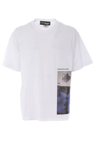 T-shirt Dsquared2 by Mert e Marcus 1994 DSQUARED | 8 | S78GD0012S20694-100