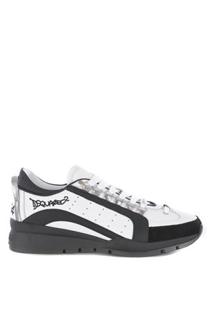 Sneakers uomo Dsquared2 DSQUARED | 5032245 | SNM0404065-M072