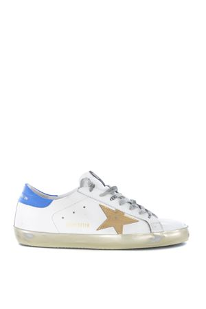 Sneakers uomo Golden Goose superstar GOLDEN GOOSE | 5032245 | G34MS590N24
