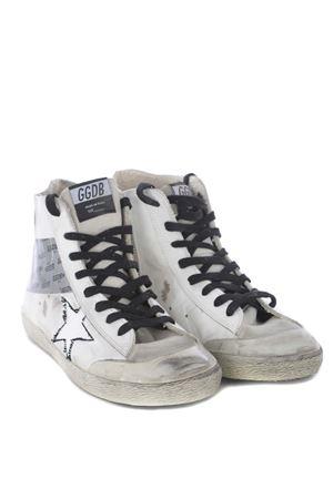 Sneakers hi-top uomo Golden Goose francy GOLDEN GOOSE | 5032245 | G34MS591B66