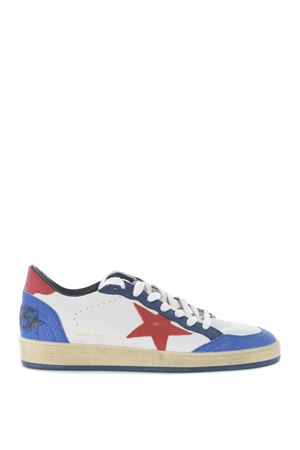Sneakers uomo Golden Goose ball star GOLDEN GOOSE | 5032245 | G34MS592T1