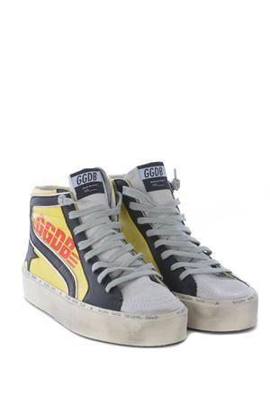 Sneakers hi-top uomo Golden Goose Hi slide GOLDEN GOOSE | 5032245 | G34MS965A5