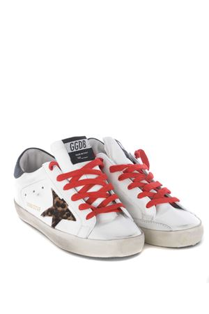Sneakers donna Golden Goose superstar GOLDEN GOOSE | 5032245 | G34WS590M66