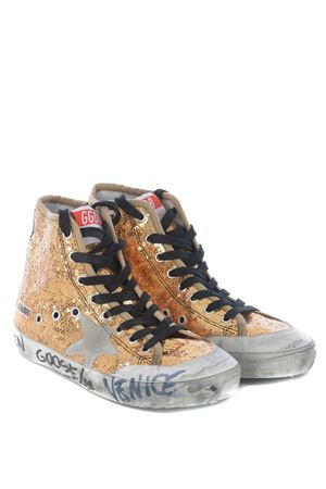 Sneakers hi-top donna Golden Goose francy GOLDEN GOOSE | 5032245 | G34WS591B87