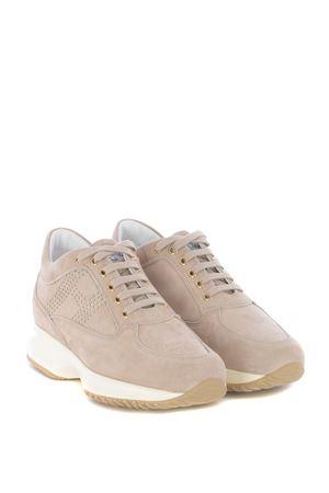 Sneakers donna Hogan Interactive HOGAN | 5032245 | HXW00N0BE70CROM024