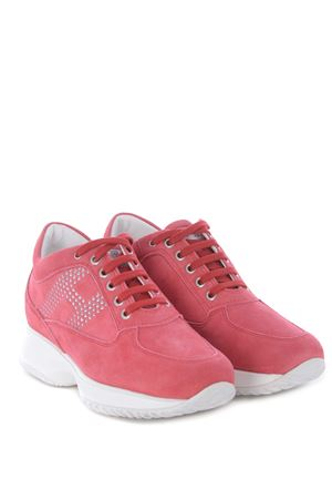 Sneakers donna Hogan Interactive HOGAN | 5032245 | HXW00N0BE70CROM614