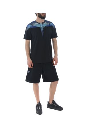 T-shirt Marcelo Burlon County of Milan blue wings MARCELO BURLON | 8 | CMAA018S190010211088