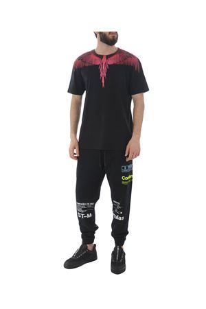 T-shirt Marcelo Burlon County of Milan fucsia wings MARCELO BURLON | 8 | CMAA018S190010221088