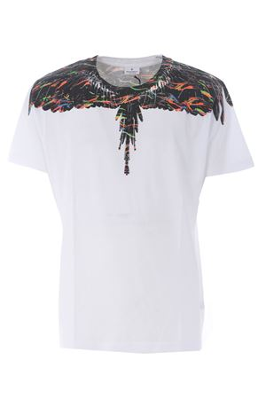 T-shirt Marcelo Burlon County of Milan fluo lights wings MARCELO BURLON | 8 | CMAA018S190010240188