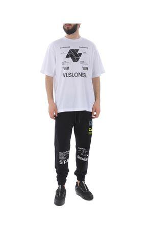 T-shirt Marcelo Burlon County of Milan vi.si.ones MARCELO BURLON | 8 | CMAA054S190010410110